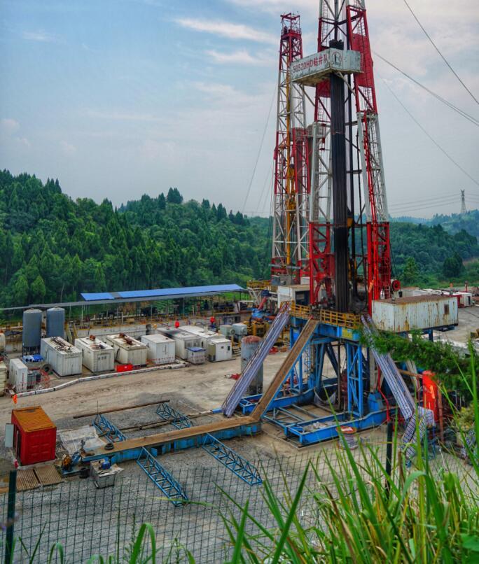 石油化工人必收藏!30张石油开采动图,绝佳的学习资料
