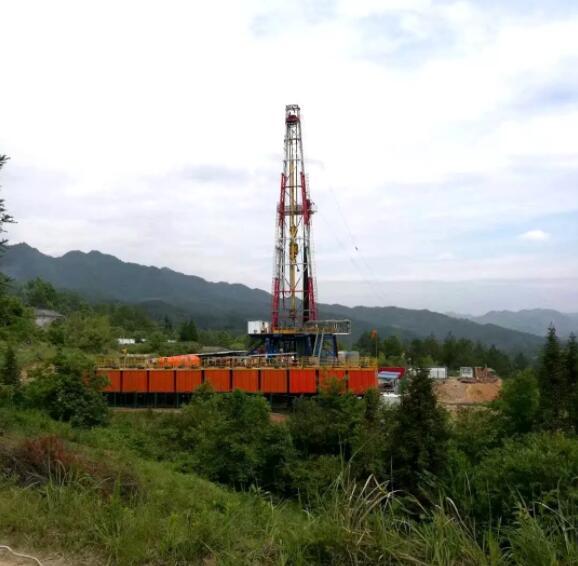 7713米,千亿国际节能的页岩气井打到了这个深度!